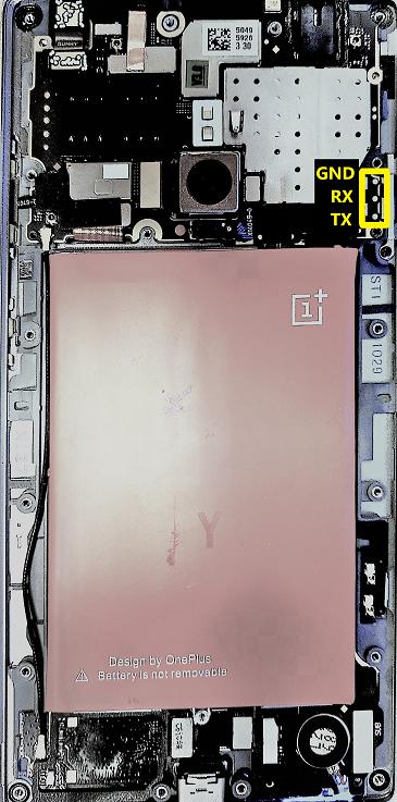 CVE-2017-11105] OnePlus 2 Lack of SBL1 Validation Broken Secure Boot